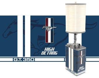 High Octang Gas Can  Lamp