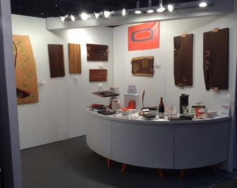 Craft Show Booth Hardwall