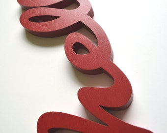 Hello Sign - Wooden Hello Sign - Hello Cut Out