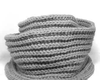 Infinity Scarf Knitting Kit - Yarn and pattern