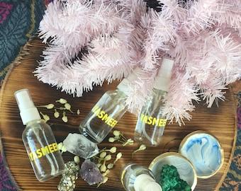 Yasmeen- Jasmine Hair & Body perfume- Hair Mist- Natural- Body Mist - customization available