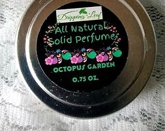 Octopus Garden Solid Perfume