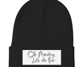 Monday Knit Beanie