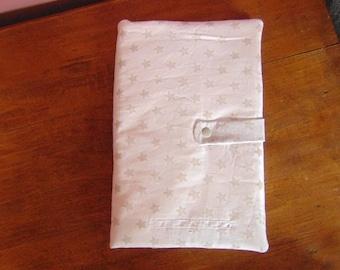 Cover slate with sponge