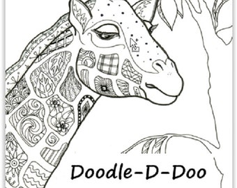 Doodle D Doo Coloring Pages This And That