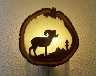 Bighorn Sheep nightlight