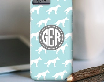 iPhone 7 Personalized Case  - German Shepherd (choose your breed)  - other models available