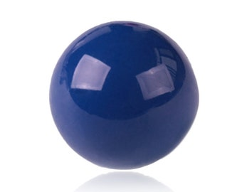 x 1 ball of dark blue 16 mm music of pregnancy maternity Bell Mexican Bola
