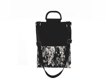 Shoulder Bag with long adjustable straps