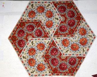 Pre-cuts shapes Patchwork Fabrics