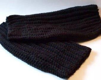 Crochet Leg Warmer PDF PATTERN ONLY Plus Size 1X 2X  The Warehouseshelf Collectibles