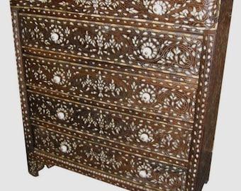 Syrian Pearl vintage Dresser