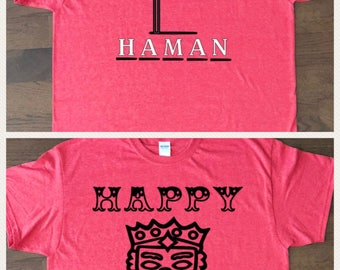 Purim Tshirts