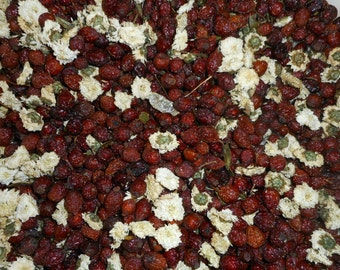 Strawberry Field Rose Hips (Potpourri)
