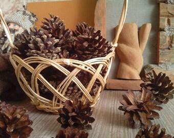 30 Vase filler pinecone balls mini fall wedding decorations ideas pine cones real natural crafts creations