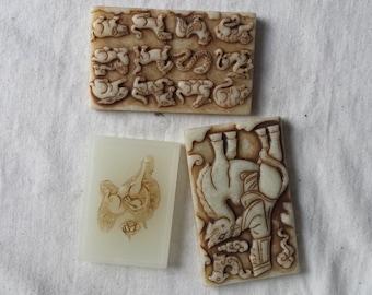Decorative mini tiles