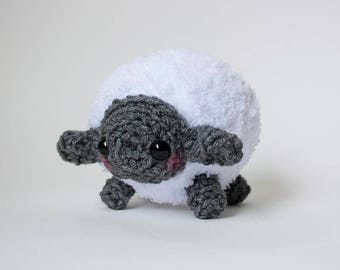 Crochet Sheep Baa-Chan