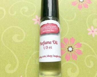 Grapefruit Lemongrass ( TYPE) Perfume Roll On