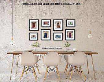 Paris Gallery Wall Photography Set, Paris Photography, Paris Wall Art, Paris Prints, Paris Photo Set, Paris Door Photos