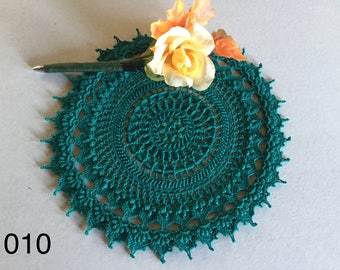 Homemade Doily #010