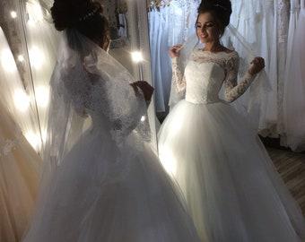Wedding dress Leona