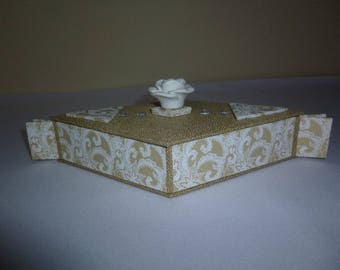 box - decorative box Oddments - gift idea