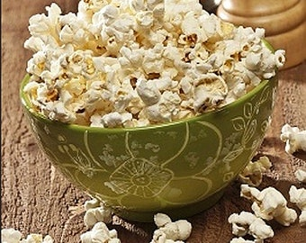 Organic Popcorn Lady Fingers Corn Heirloom Vegetable Seeds Non Gmo