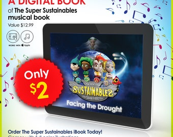 The Super Sustainables Musical Book