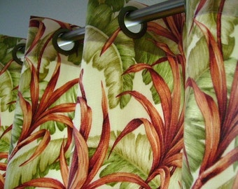 Key West Grommet Drape