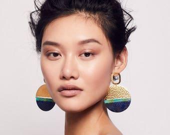 Issoria Post Earrings