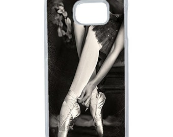 Hard Case Design Prima Ballerina For Samsung Galaxy S6 Edge