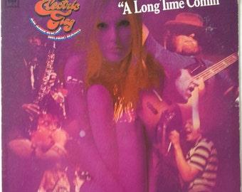 The Electric Flag - A Long Time Comin' LP Vinyl Record Album, Columbia - CS 9597,  Jazz Rock, Soul, Blues , Classic Rock, 1968