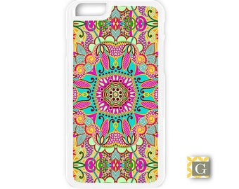 "iPhone X Case, iPhone 8 Case, Galaxy S8 ""Pink Paisley"""