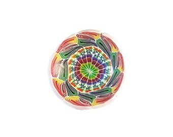 Multi-color Ring Bowl
