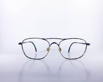 Marc O Polo Vintage Eyeglasses by Metzler Mod 0075-777 53-19-140 Made in Germany Unisex Metal NOS Deadstock - MarF454Y-1
