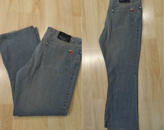 Men 90s.Jeans  RE-JECT, Gray,Size EU-60 # buy 2 or more items and get 30% sale