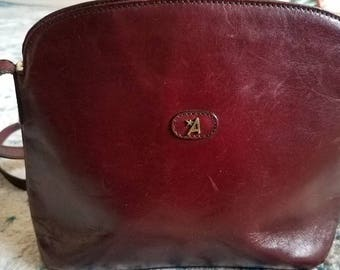 Vintage leather purse #3