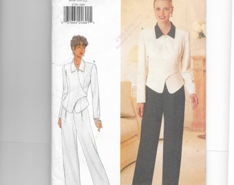 Butterick Misses' Top and Pants Pattern 4730