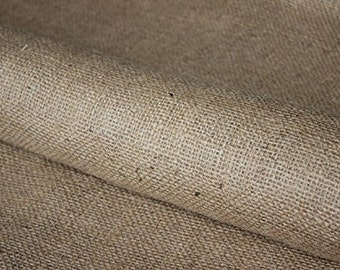 Burlapper burlap jute fabric, 40 inch x 5 yards, 12 oz decorator quality