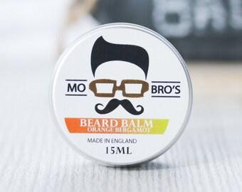 Mo Bro's Orange Bergamot Beard Conditioning Balm 15ml