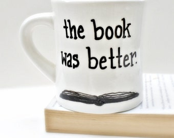 Funny Mug, Coffee Cup, Tea Cup, Bookworm, Book Lover Gift, Funny Mugs for Teachers, Bookworm Gift, Literary Gift, Bookish Gift, diner mug