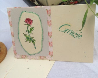 Greeting card, greeting cards ticket mother's Day greeting card for various occasions