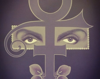 """Limited Release Prince Print 11x14"""""""