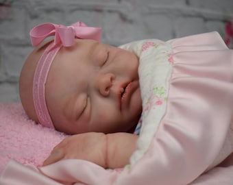 Reborn baby Avery(complete&ready to ship)