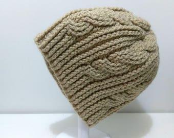 Winter Hat/Beanie - Crochet