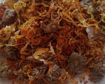 Dried Calendula Flowers 1 oz.