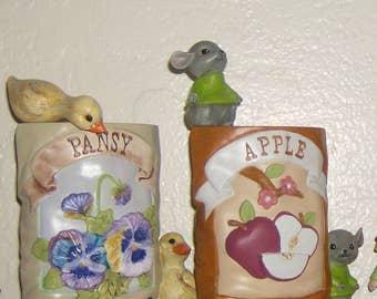 """Seed Sack """"Vase"""""""