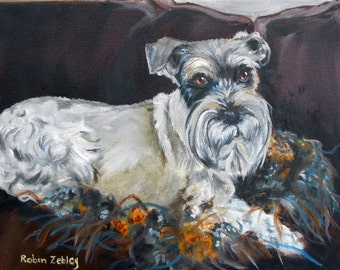 Custom Pet Portraits, Fine Art Oil Painting, Pet Portrait Custom, Portrait Painting Art, Oil Painting Pets, Customized Dogs Gift Certificate