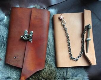 Leather Handbound Journal