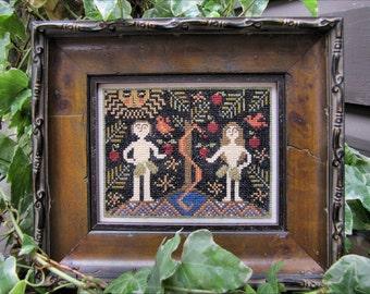 Adam & Eve Revisited Pattern